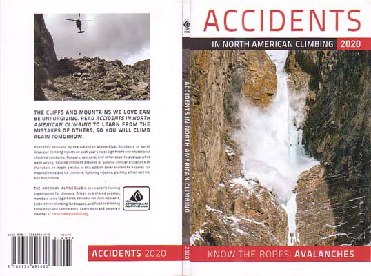 Accidents in North American Mountaineering 2020: American Alpine Club (AAC)