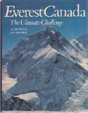 Everest Canada: The Ultimate Challenge: Burgess, Alan & Jim Palmer