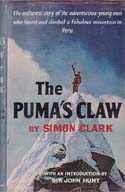 The Puma's Claw: Clark, Simon