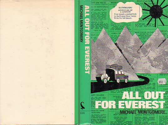 All Out for Everest: Montgomery, Michael